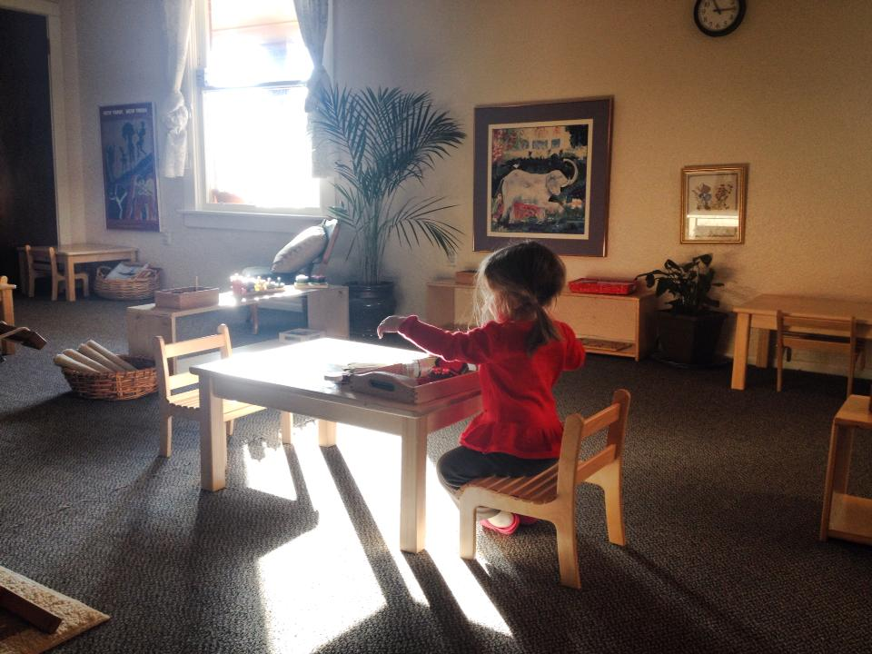 Toddler Environment