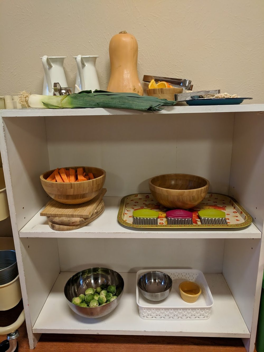 Food Preparation The Montessori School of Evergreen 2018