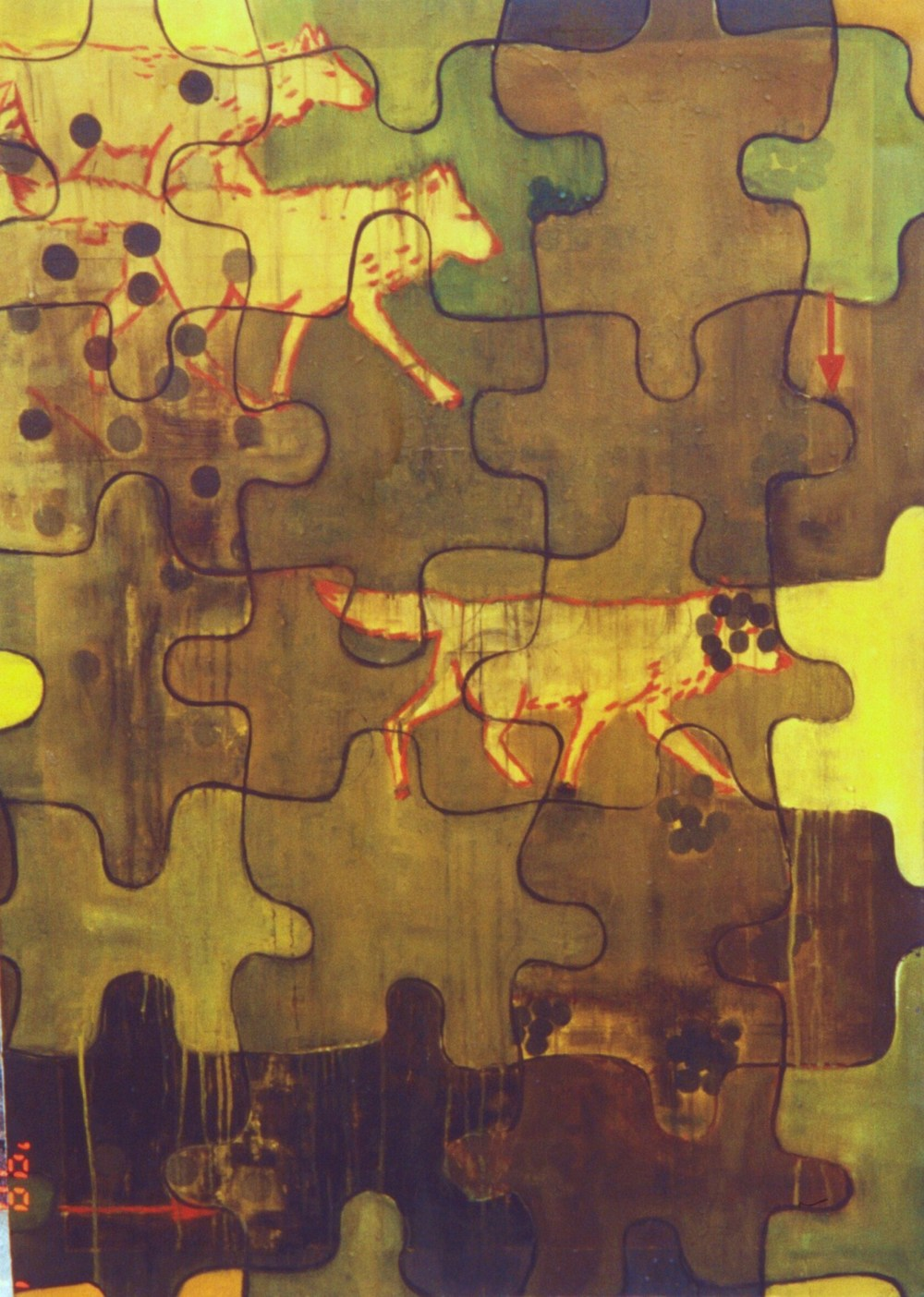 Puzzles: ecology and survival skills