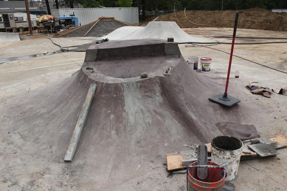 Skate Stump