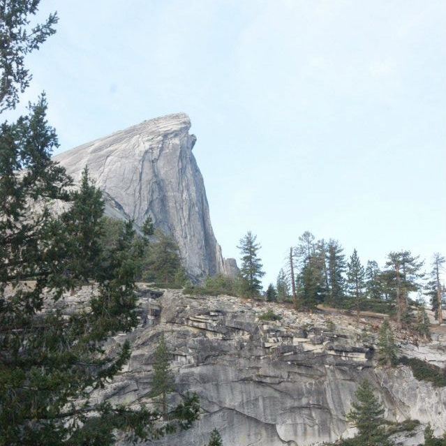 Hustle-Blog.com // Ambiguity is your Frenemy // Half Dome is terrifying and beautiful all at once.