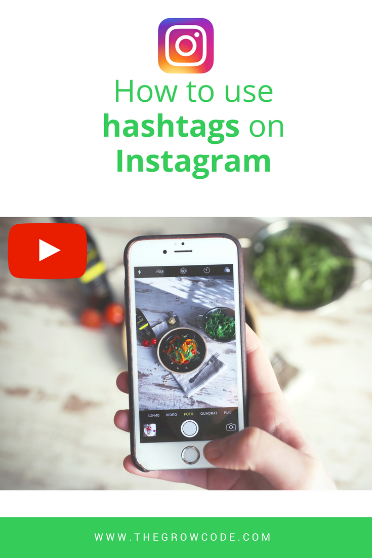 How to use Hashtags on Instagram in 2018