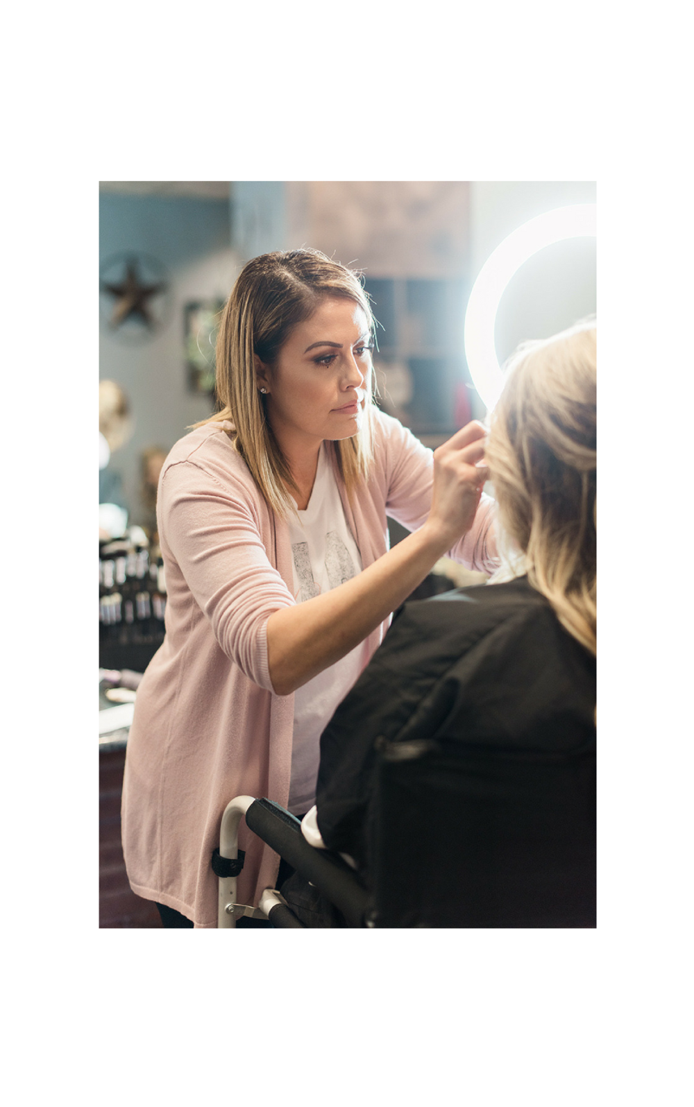 Meet Cass Marie...... - As the owner and an artist of Glam by Cass Marie Hair and Makeup, I have over 15 years of professional experience working within the beauty industry.