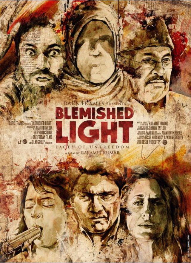 Blemished Light - Movie trailer