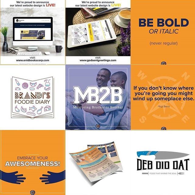 Thanks for all the love! We look forward to supplying even greater content for 2018 and beyond. . . . . #2017bestnine #2017 #graphicdesign #graphicdesigner #graphicdesignerlife #dallasdesigner #blackdesigner #dallasgraphicdesigner #logodesigner #logodesign #branddesign #branddesigner #dallasbranding #brandreveal #branding #squarespace #squarespacedesigner