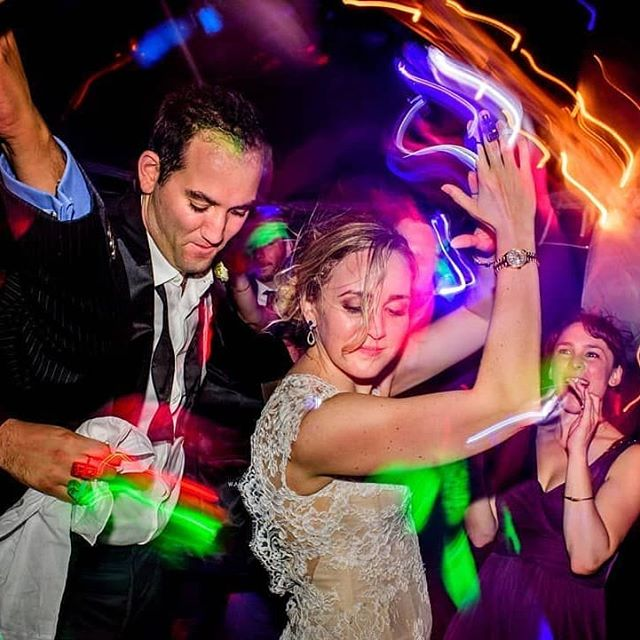 If you have great music, people you love, and finger lights you are sure to have an awesome wedding reception!  Photo Cred: @chrismanstudios  #weddingplanner #brideandgroom #veil #nightsky #weddingreception #dancing #weddingphotographer #brevardcounty #jordan #melbournefl #merrittisland #destinationwedding #romantic #dreamy #love #fingerlights