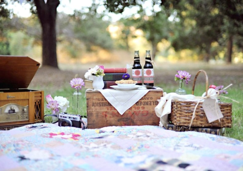 Inspiration for Picnic