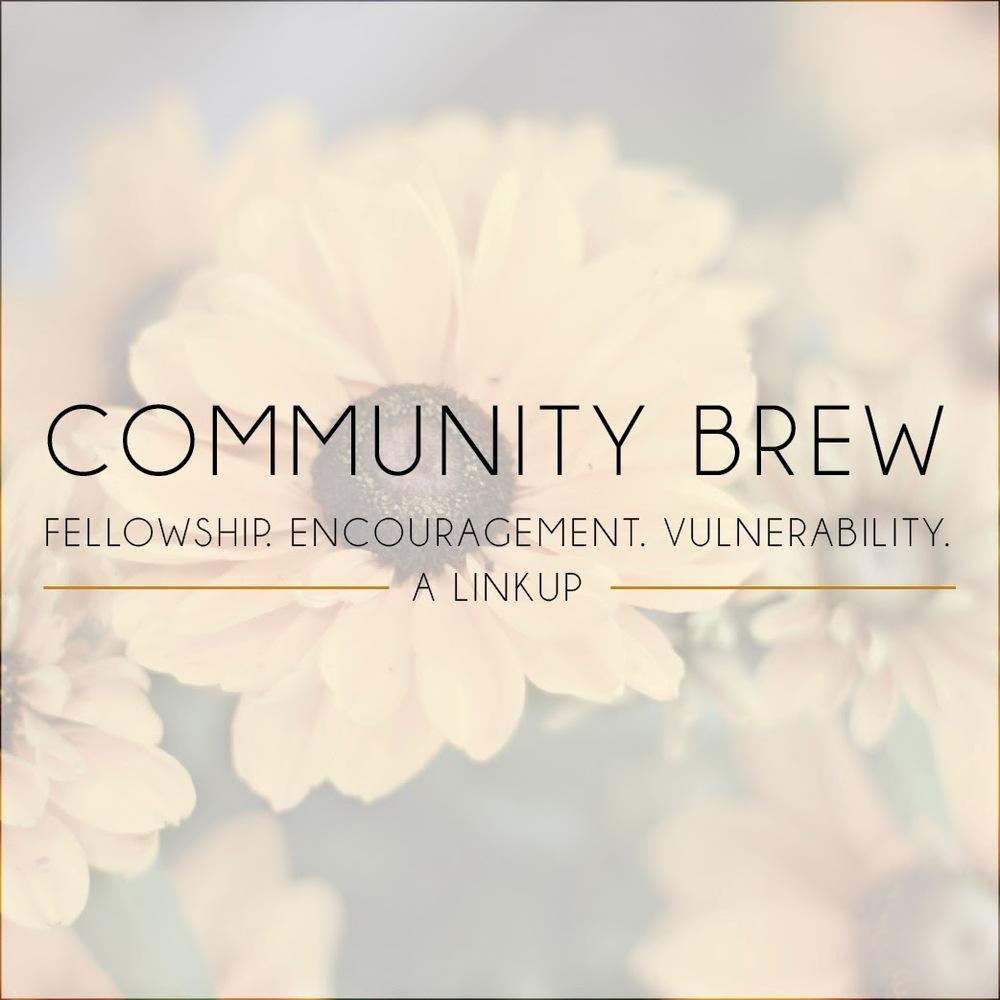 community brew link up