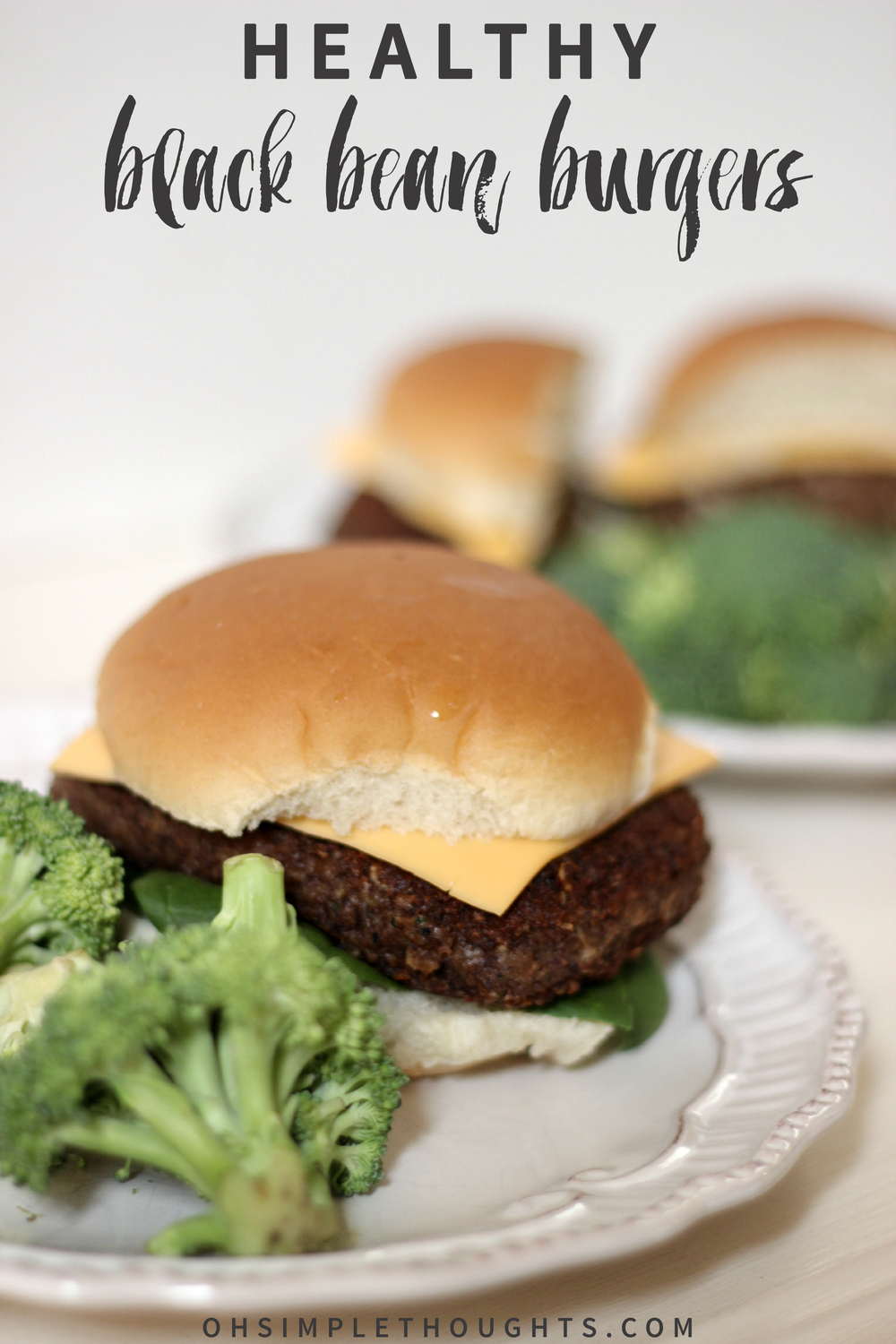 Healthy tex mex inspired black bean burgers! Simple, delicious and HEALTHY! Huge money saver as well! I have to try these!!