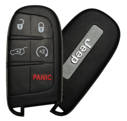 02012 2017 Jeep Grand Cherokee Smart Key Includes