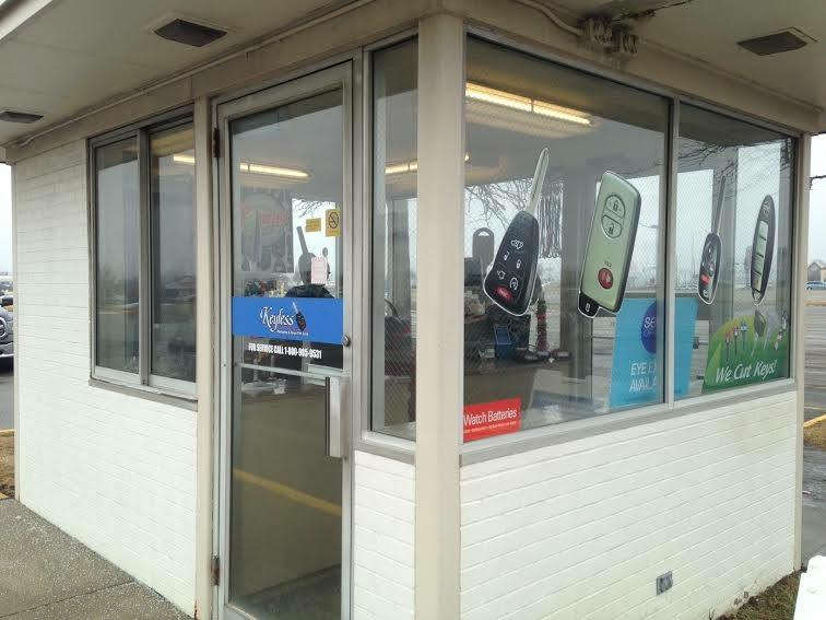 Sears Key Shop of Fort Wayne - The Automotive Locksmith Fort Wayne trusts.
