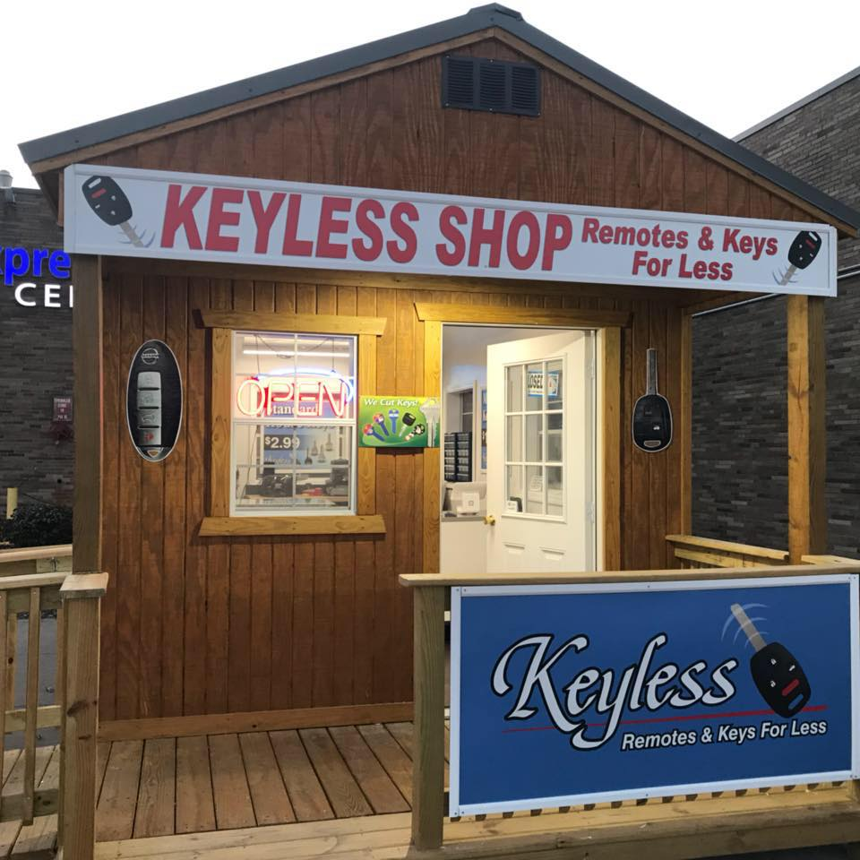 The Keyless Shop at The Chapel Hill Mall - New Location!