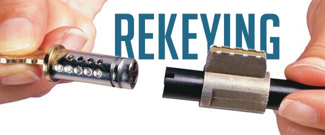 ReKey Door Lock