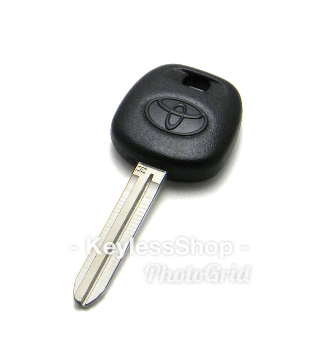 Toyota H Chip Key