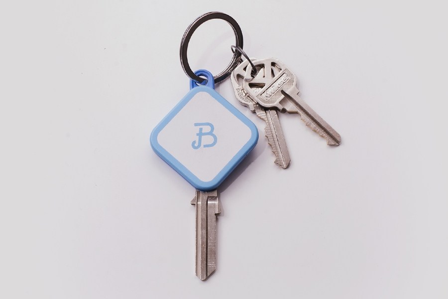 The Keyless Shop now sells the Bianca Tile Key.  Never lose your key again with the gps tracking house key.  Only $25.  Call now and purchase 800-985-9531