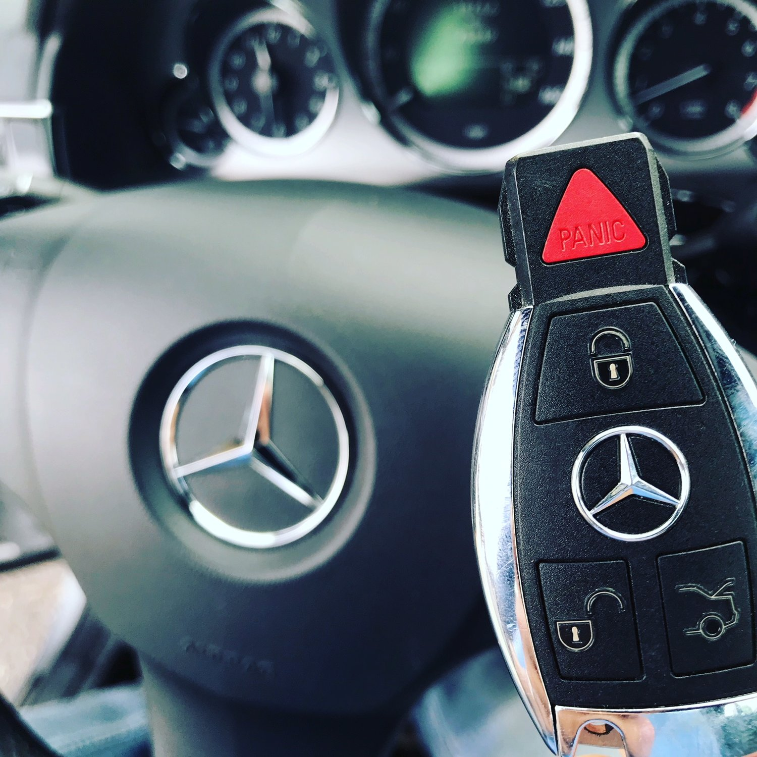 Replacement Mercedes Keys Now Available at some Keyless Shop