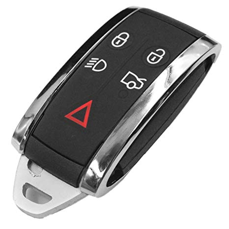 Jaguar Smart Keys now programmed some The Keyless Shop at Sears locaitons.