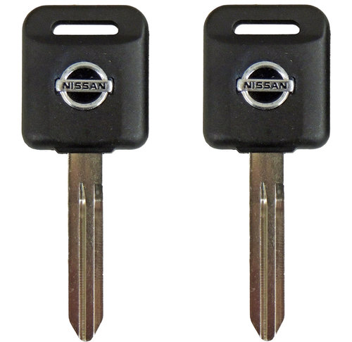 Nissan Transponder Chip keys must be programed by the dealer or your local Keyless Shop location.
