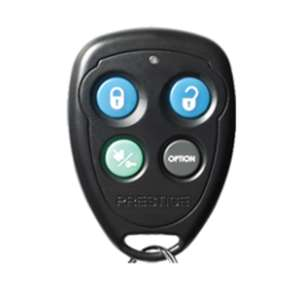 Is your Prestige aftermarket alarm preventing you from starting the car? The Keyless Shop can help.