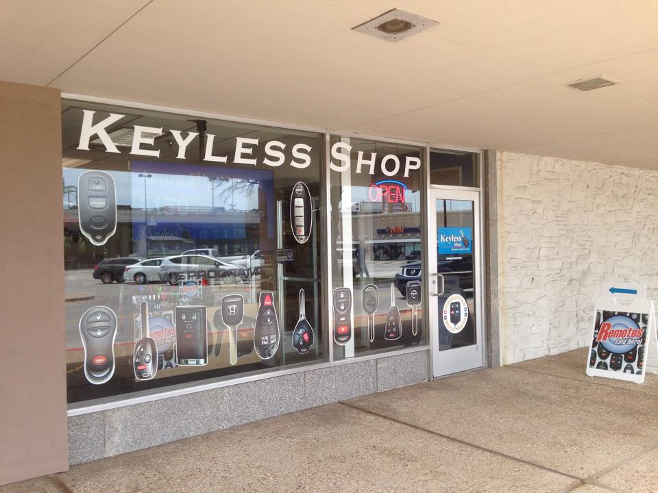 The Keyless Shop at Sears in Austin, TX specializes in programming car remote fobs.