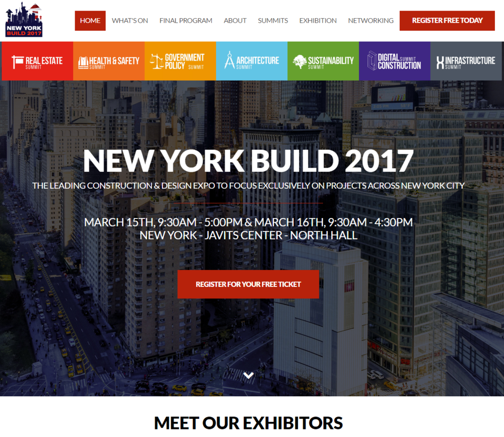 New York Build 2017_Chang Kyu Lee