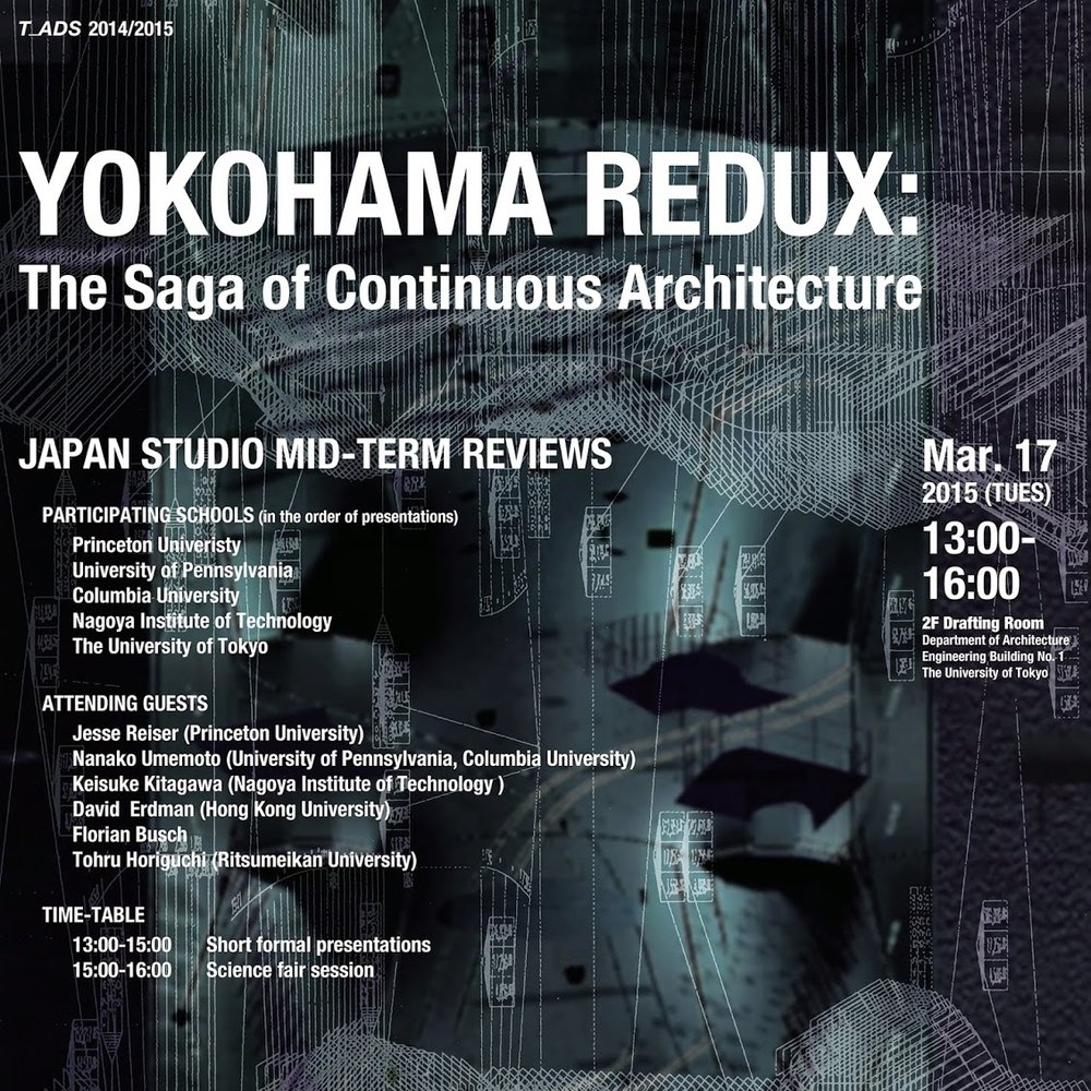 yokohama redux_Chang Kyu Lee