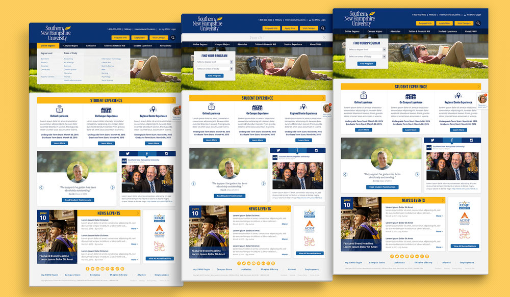Mega Menu | Search | Home Page