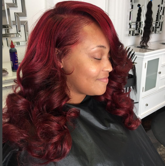 Partial Install | Custom Color (322in loose wave)