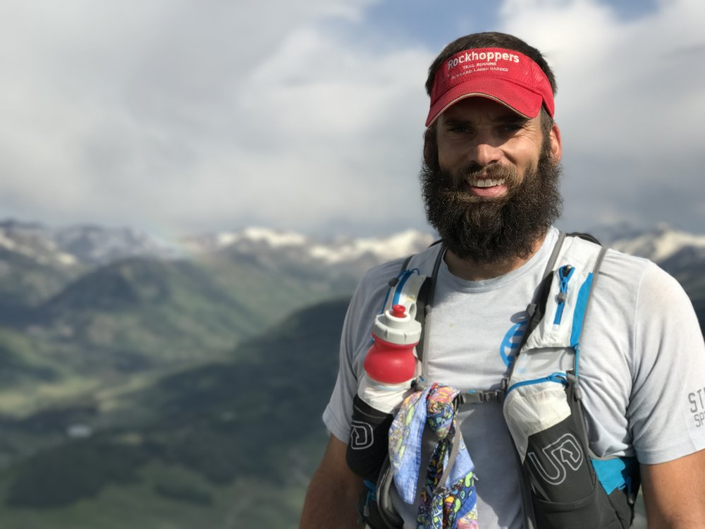 Brian Ricketts Running Coach Specializing in heinous adventures in the mountains as well as endurance feats not normal to humans.