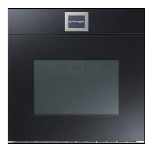 RRP $2,970.00,    SALE $999   Barazza- VB  600mm electric, colour touch screen, multi-function oven with catalytic liners.