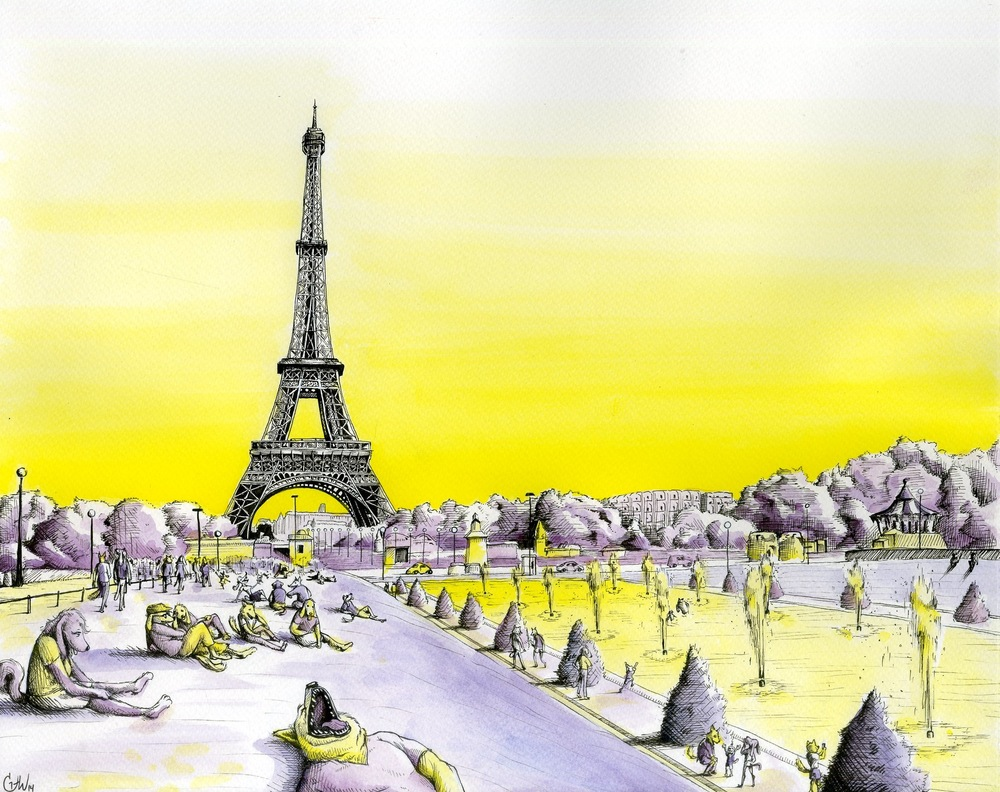 The Human Experience: Paris