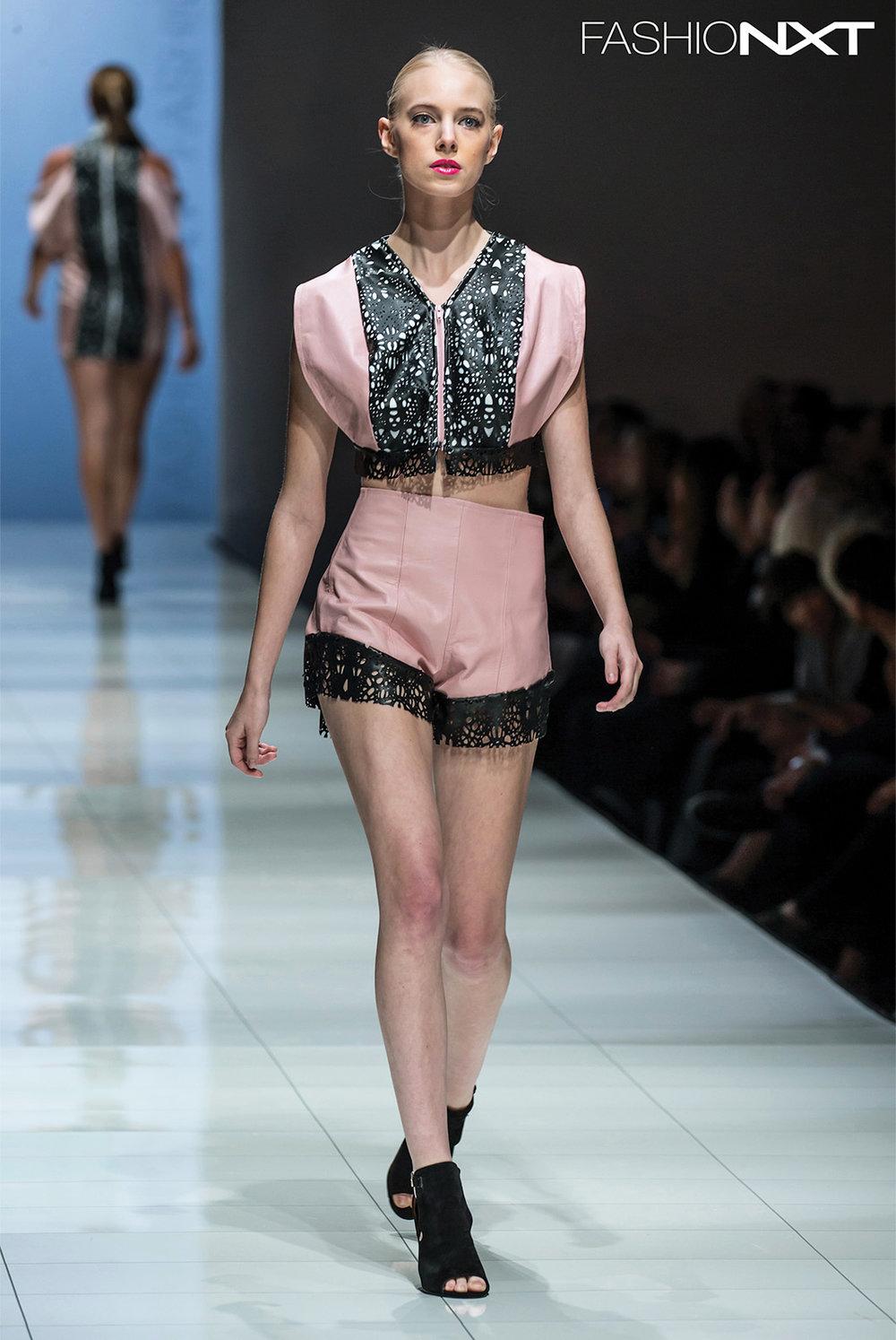 Model: Brianna Barker