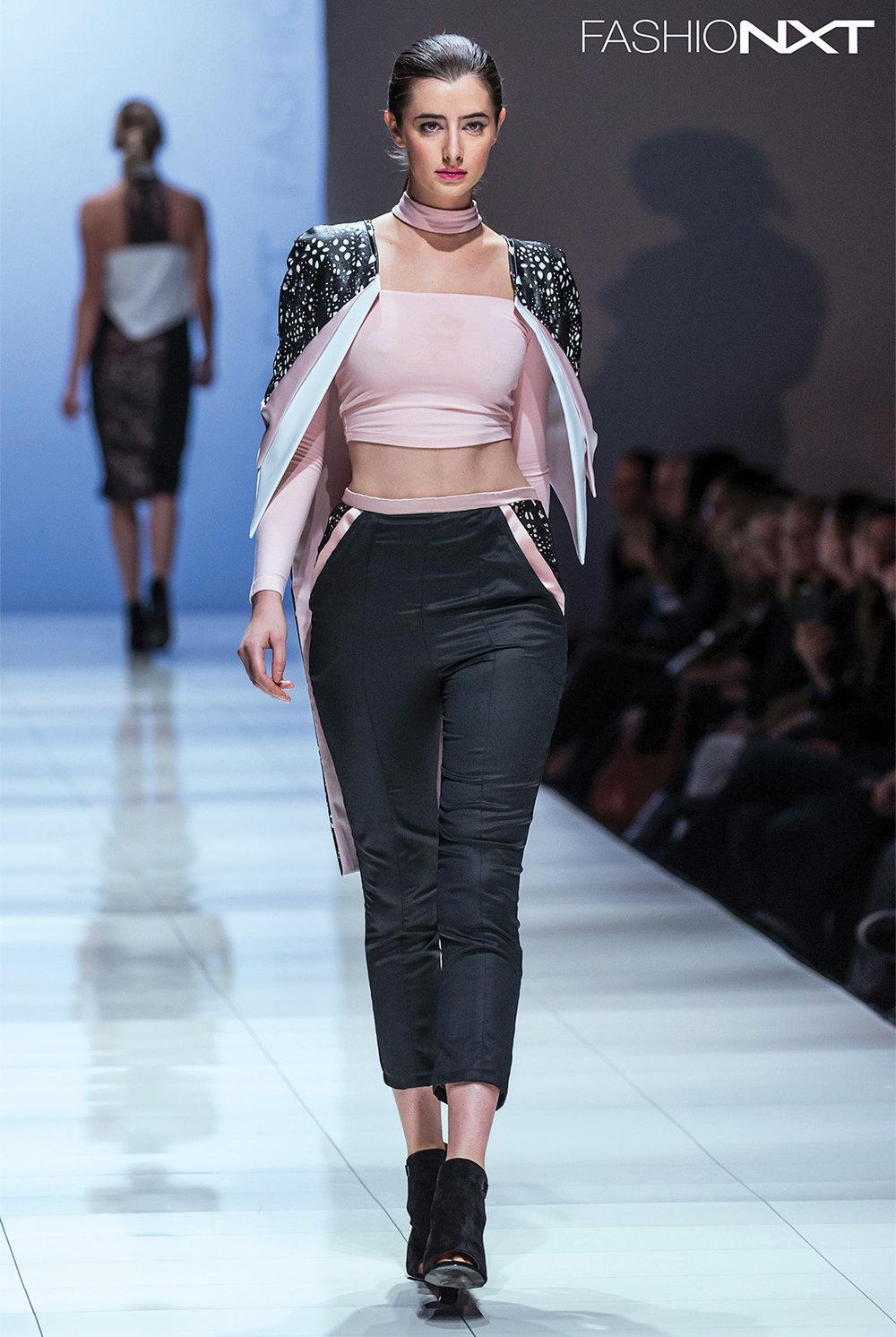 Model: Lucy Sondland