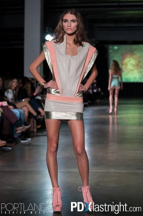 Model: Emily Mills