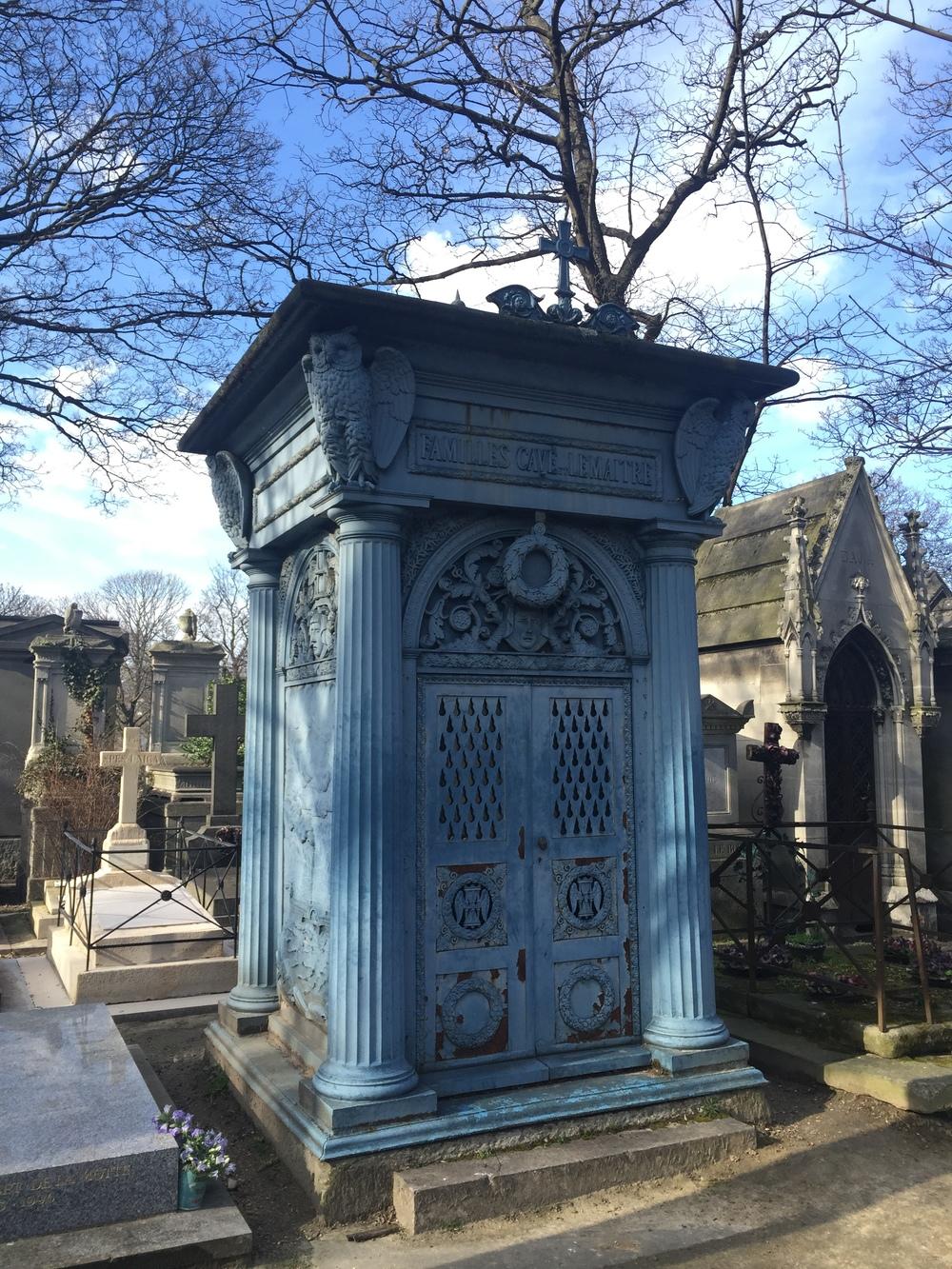 cemetery montmartre