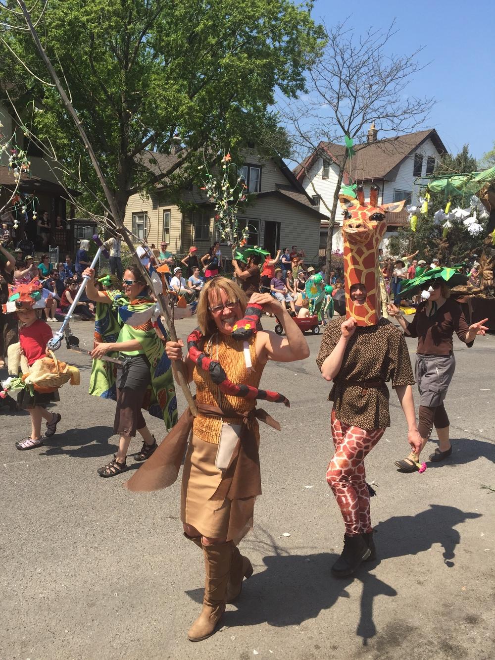 MayDay Parade Miinneapolis