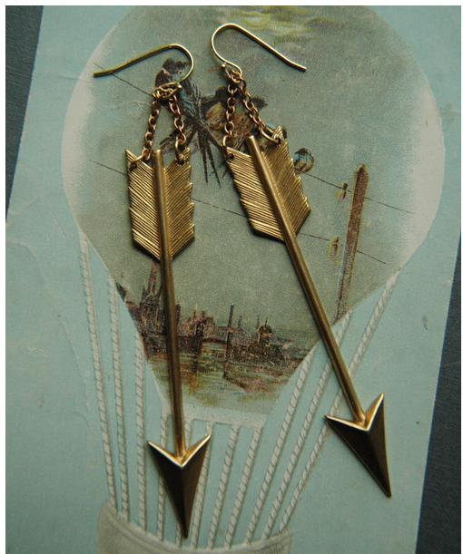 Brass Arrows