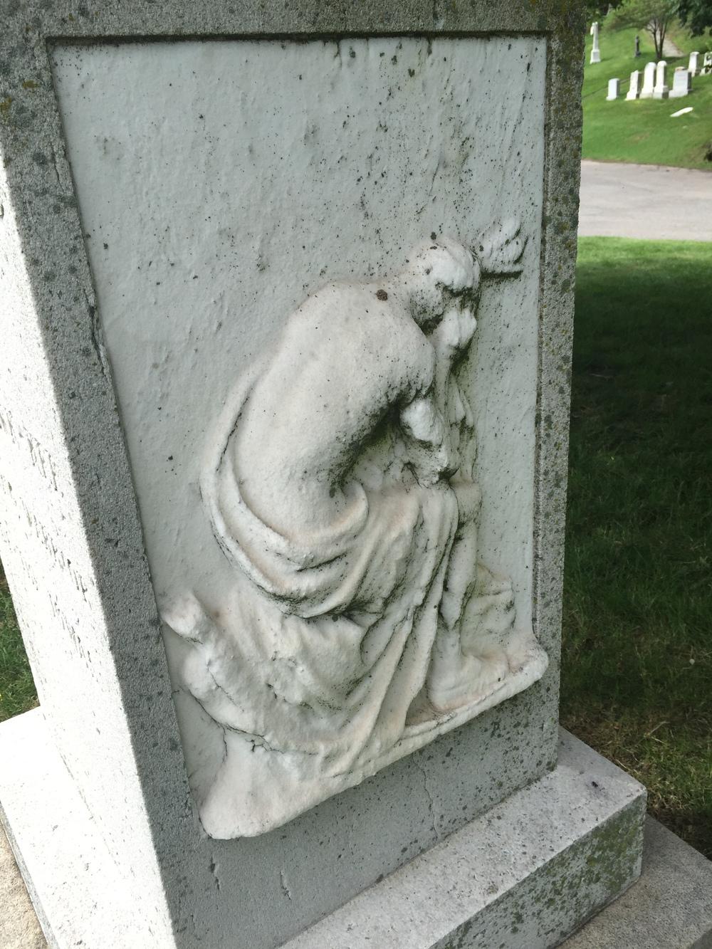 Indian Princess Grave
