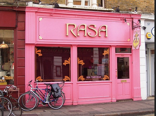 Rasa, an amazing Indian Restaurant nearby recommended by the cgtSociety