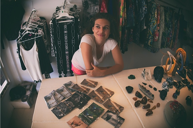 From jewelry to clothing and more, Local 31 is filled with unique and beautifully made pieces.