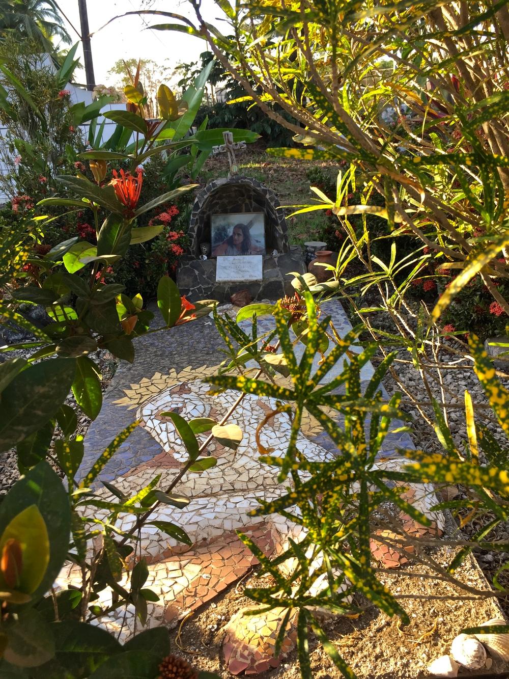 Costa Rican Cemetery
