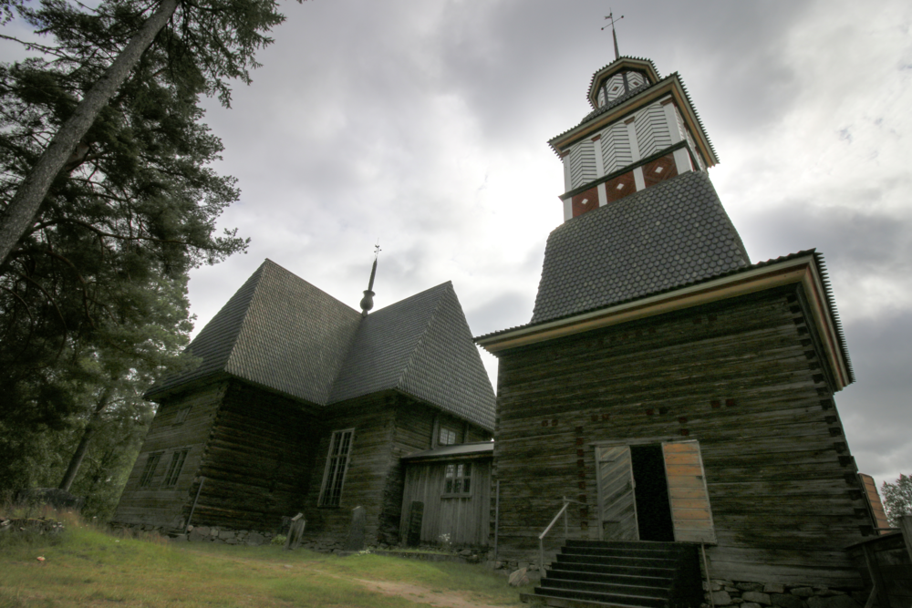 petajavesi church