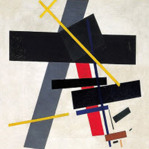 "Define a ""new code"" like Kasimir Malevich"