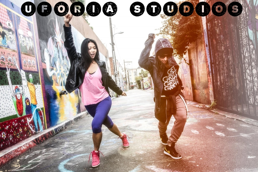 Use the code: fitnessexplorer for a free class at Uforia Studios.
