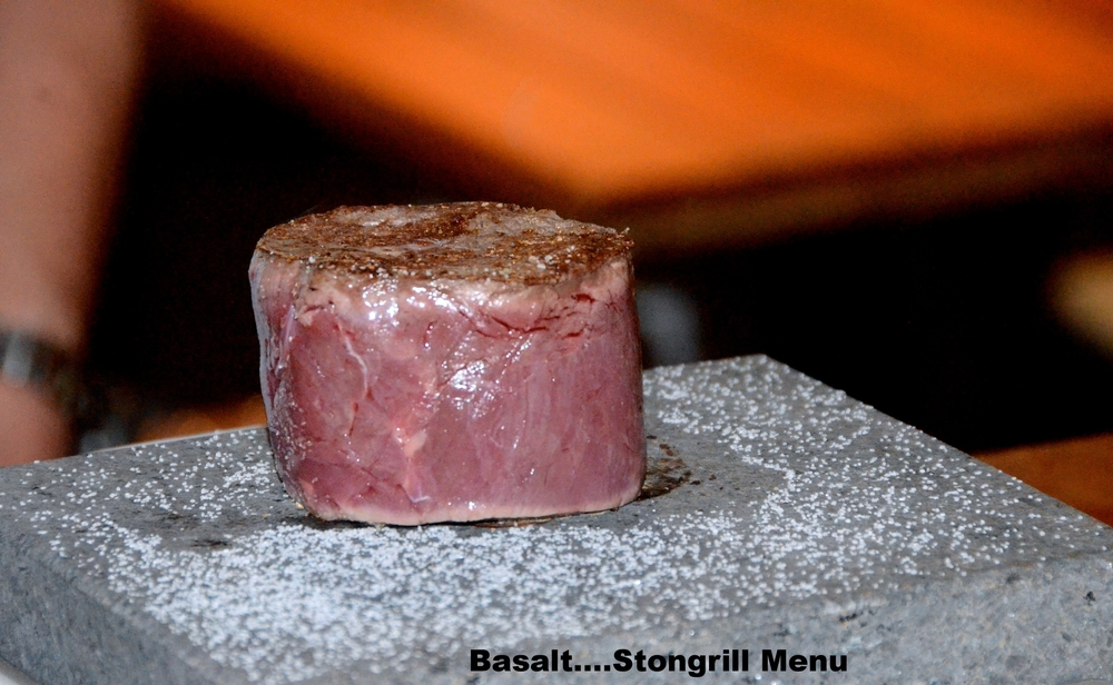 Stonegrill at Basalt....