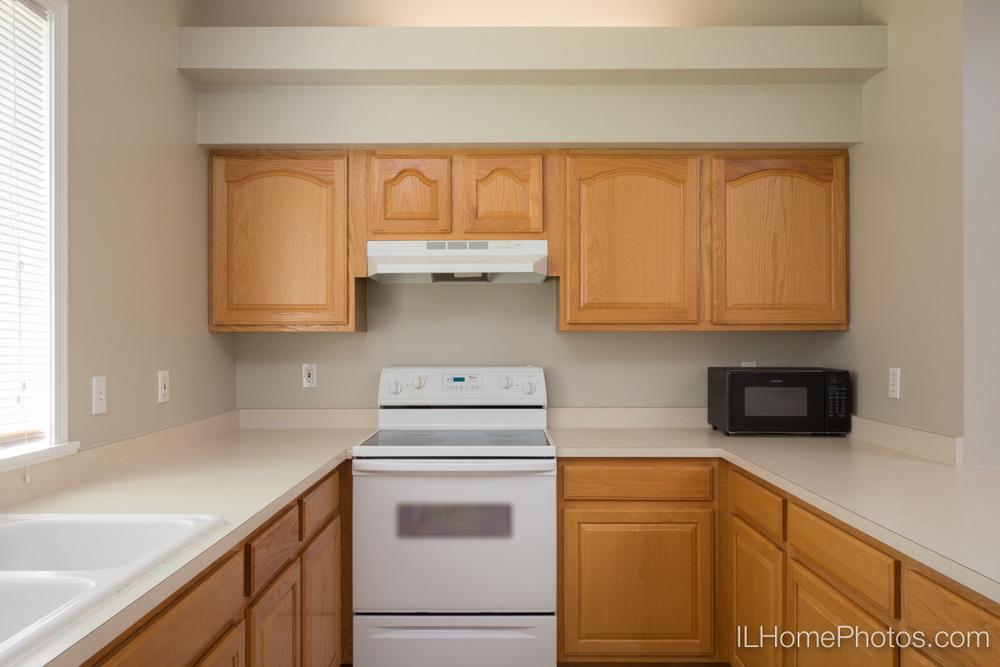 Kitcheninterior photograph, Morton IL :: Illinois Home Photography by Michael Gowin, Lincoln, IL