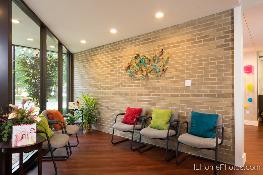 Nobbe Eye Care Center :: Illinois Home Photography by Michael Gowin, Lincoln, IL