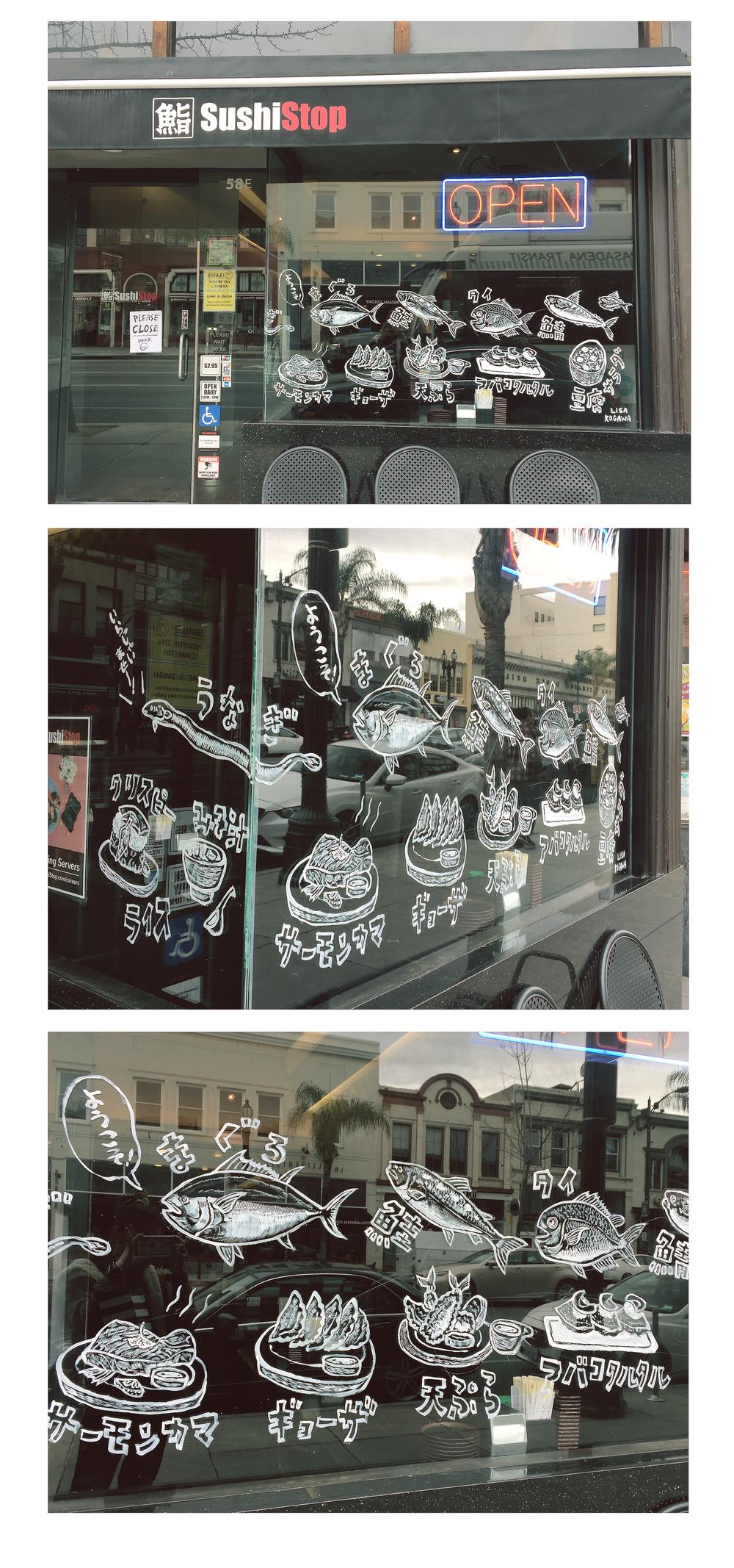Sushistop Pasadena