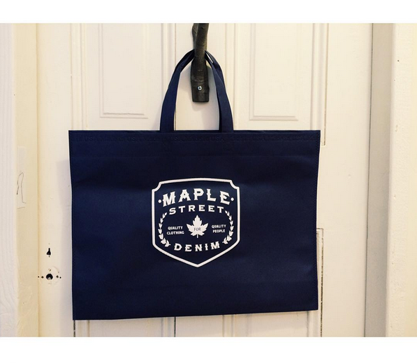 Photo credit: @maplestreetdenim Instagram