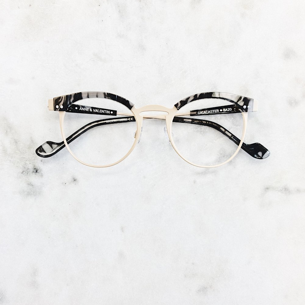 For all those times you nail the landing. Glasses by Anne et Valentin